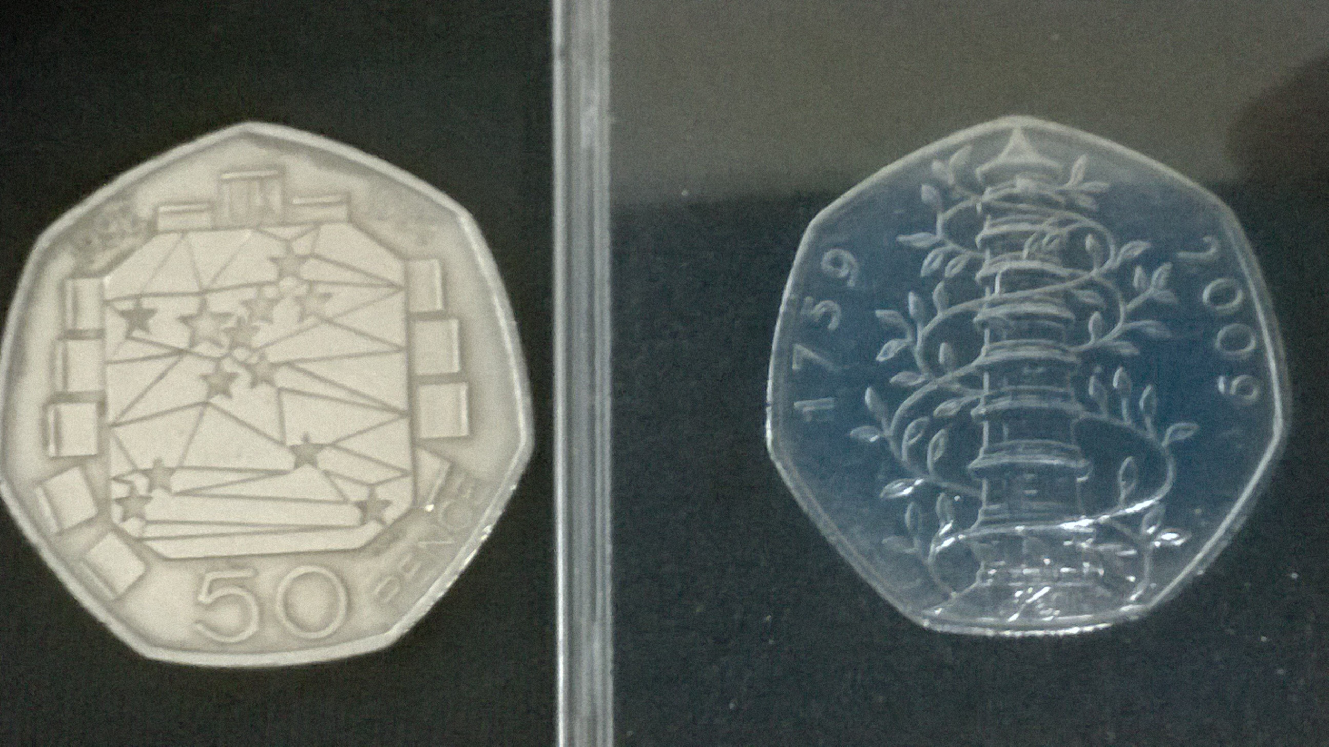 Rarest Uk 50p Coins You Can Get Flickr Photo Sharing