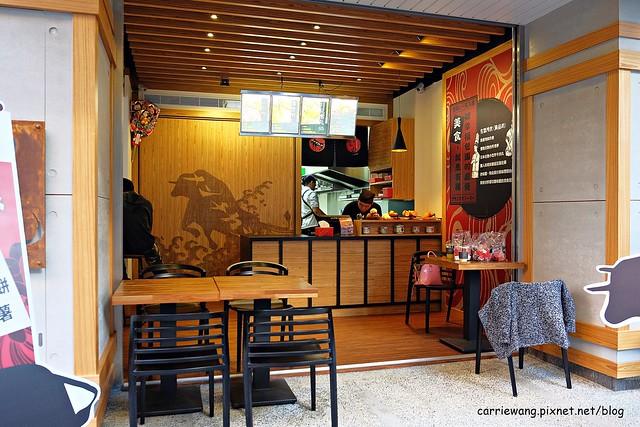 16210768625 7cf7368538 z - 熱血採訪│雷丸牛肉丸專賣店。源自於日本的爆漿牛肉丸襲台(已歇業)