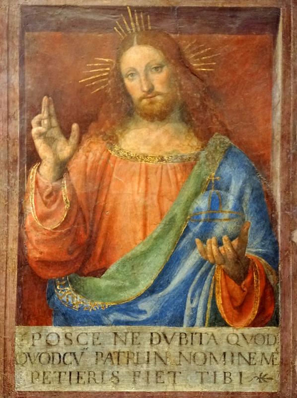 France-003294 - Blessing Christ