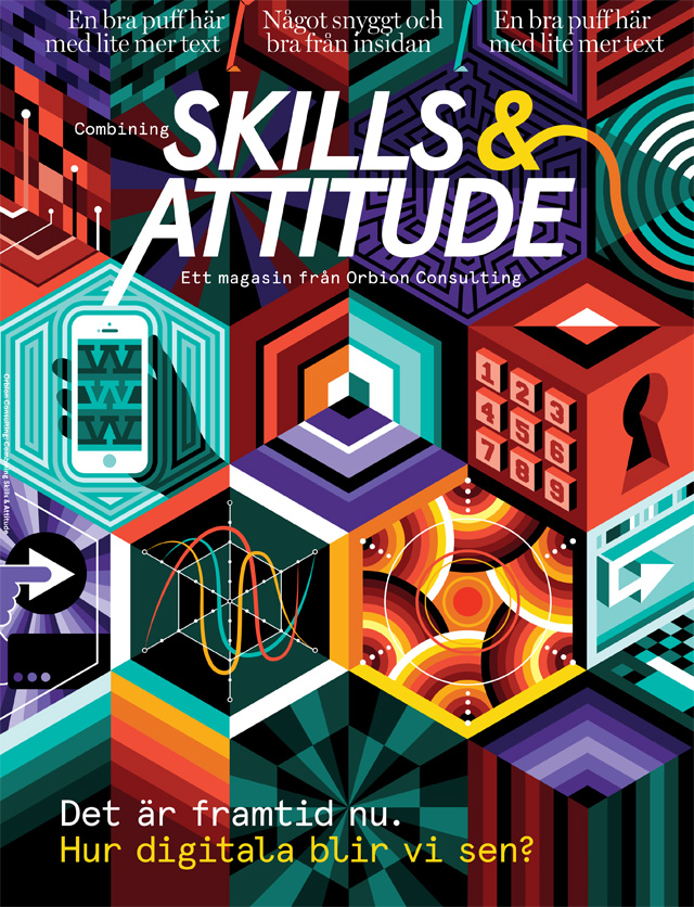 Skills & Attitude.