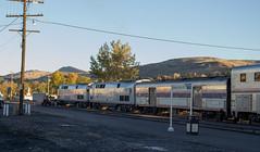 Klamath Falls Amtrak Coast Starlight (0956)