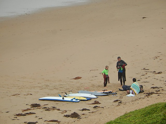 After Surfing