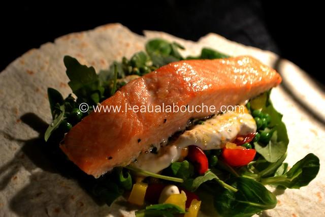 Kebab au Saumon © Ana Luthi Tous droits réservés
