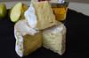 Petit Camembert au Calvados