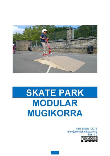 Skate Park Modular Mugikorra