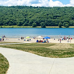 Quaker Lake Beach