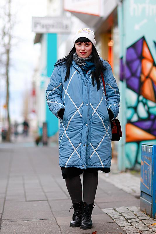 margret_RVK street style, street fashion, Reykjavik, iceland, Quick Shots, women