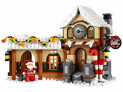 LEGO 10245 Santa's Workshop 23