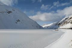 Oberalp Pass - Lake