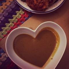 Made a lot of soup. Feelin' good.