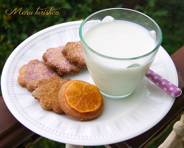 biscotti clementine