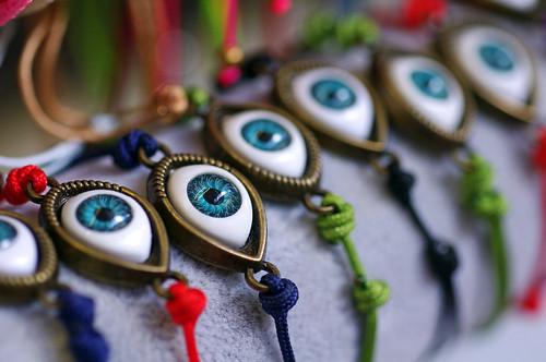 Evil Eyes- Getty