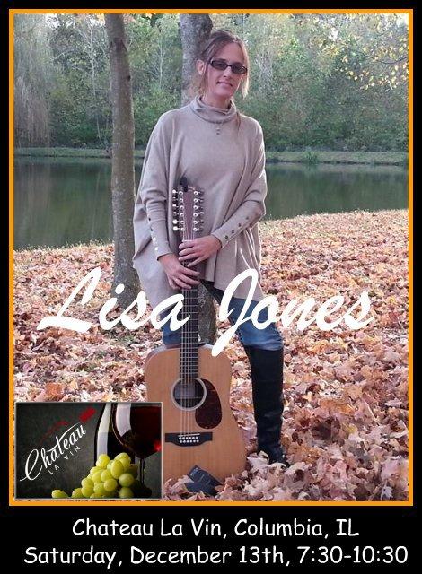 Lisa Jones 12-13-14