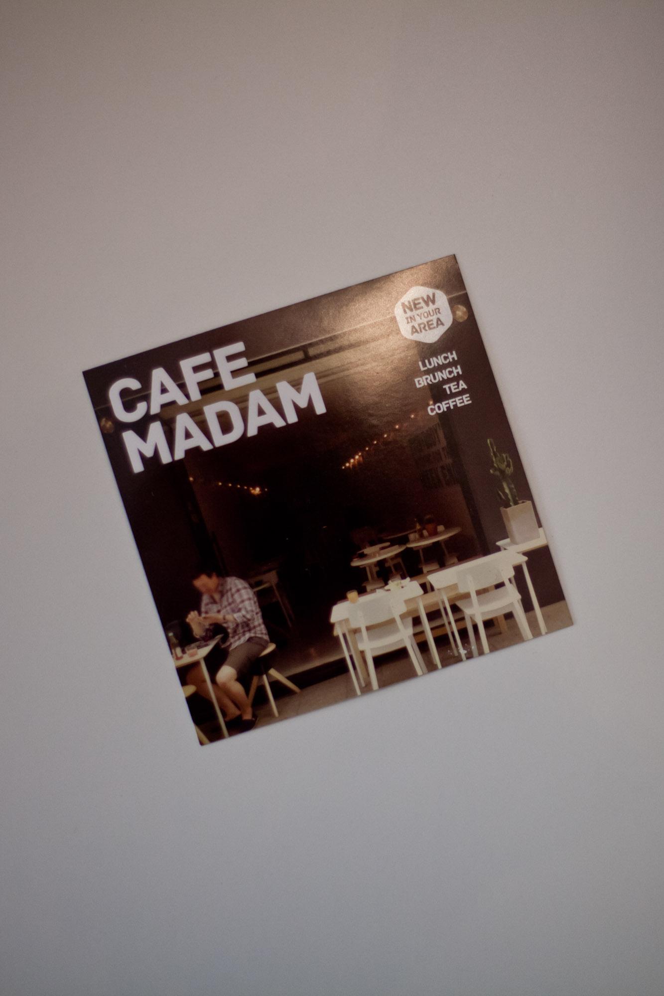 café madam