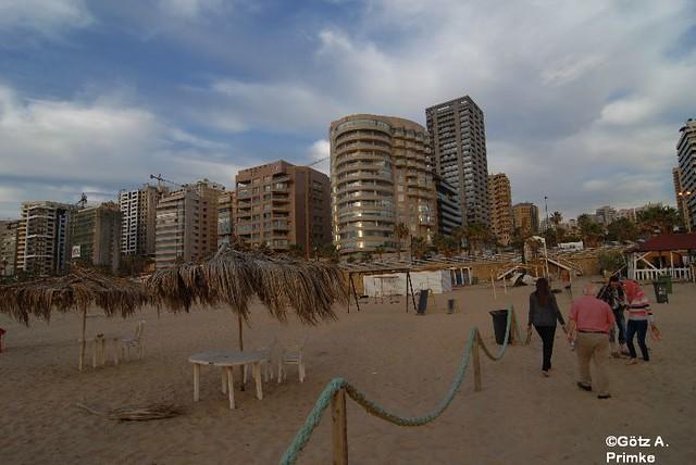 Beirut Paris des Ostens Hotel Phoenicia InterContinental Beirut Libanon 09_Seaside_Okt_2014_005