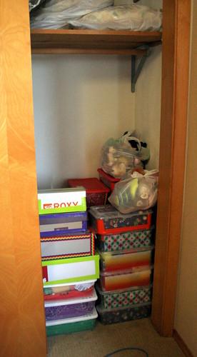Closet Shoeboxes 2