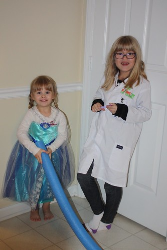 Elsa and the Scientist