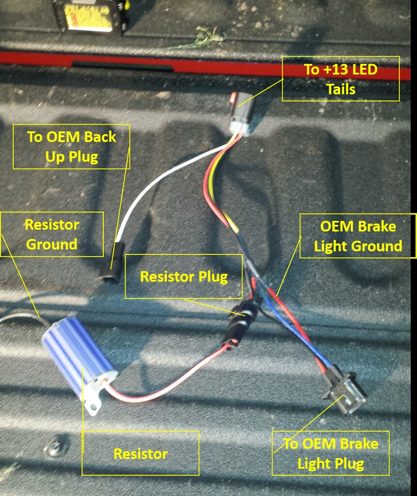 15528873157_a7b8bef07e_b diy oem led taillight install with retroshop harness dodge ram 2004 Dodge Durango Wire Schematic at reclaimingppi.co