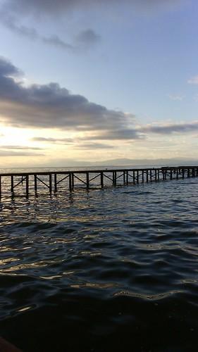 Pier at Marisocs