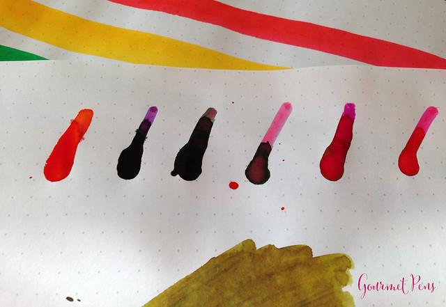 Pen Heaven #InkToWin & Platinum Mix-Free Inks @PenHeaven