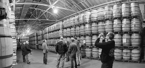 Barrel room @A. Smith Bowman (03)