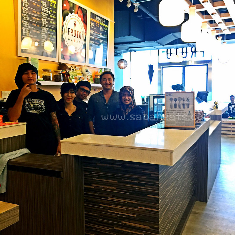 Fruto Juice Bar , Oceanus Mall