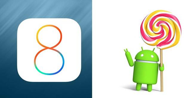android-lollipop-vs-ios-8