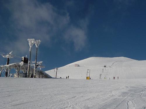 niseko peak