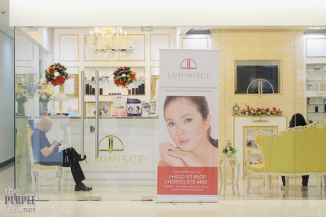 Luminisce Holistic Skin Innovations BGC