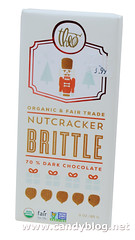 Theo Chocolate Nutcracker Brittle
