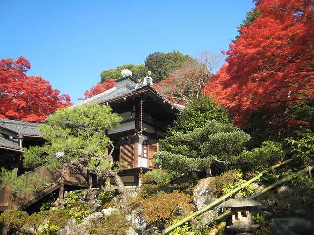 Reikanji Temple, Shishigatani, Kyoto