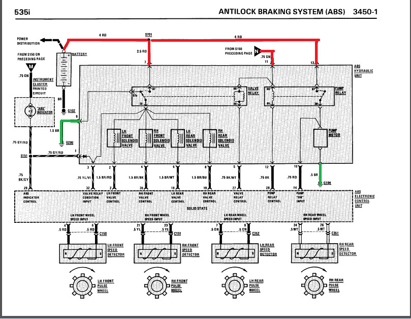 R1100rt Abs Wiring Diagram Wire Center \u2022rhabetter: R1100rt P Fan Wiring Diagram At Gmaili.net