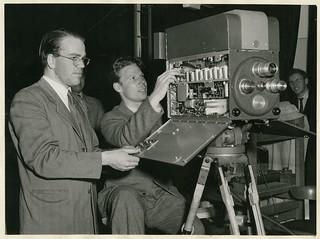 Televisionskamera