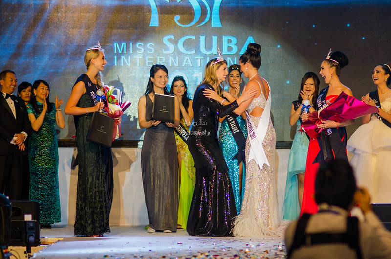 Miss Scuba International 2014 Winners