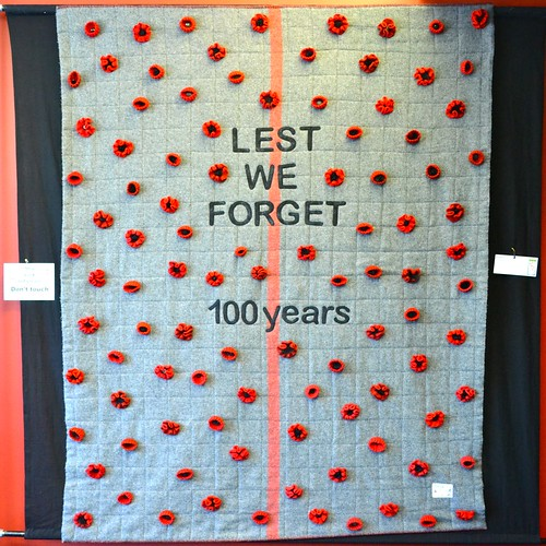 Lest we Forget - Fay McGregor