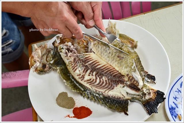 宜蘭漁鑫休閒中心活魚碳烤010