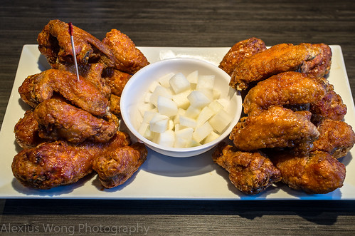 Korean Fried Chicken.