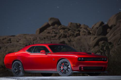 2015 Dodge SRT Hellcat