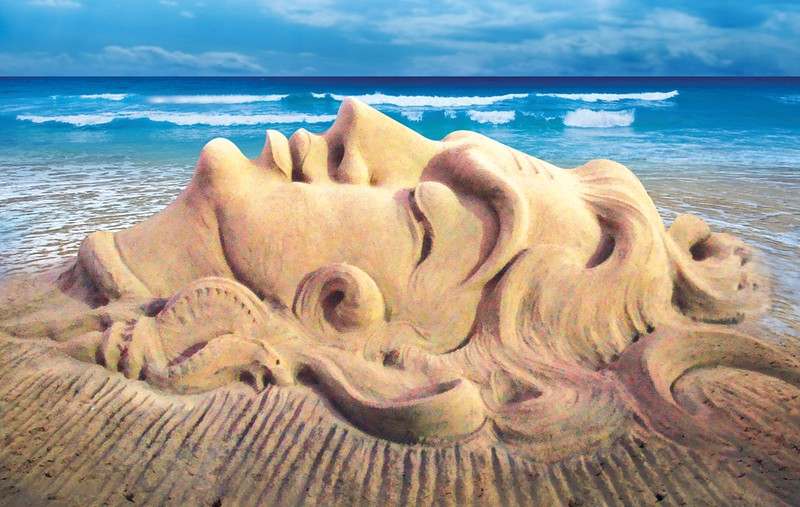 Sand Art By Sudam Pradhan