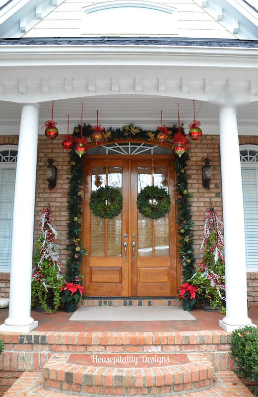 Front Porch-Christmas 2014-Housepitality Designs