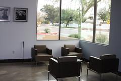 Precision Installation Corner Office