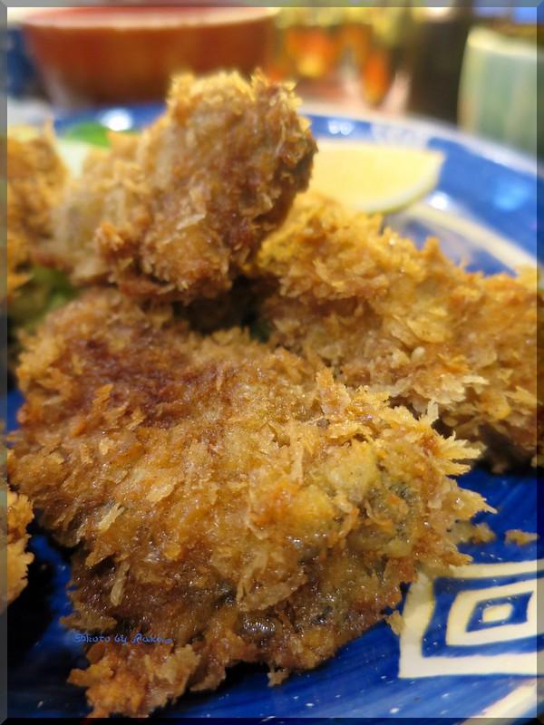 Photo:2014-10-14_築地記録帳_場内:うなぎ米花 牡蠣フライが前回に引き続きかぶりましたがOK_04 By:logtaka