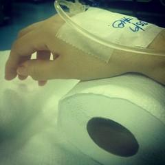 Aquí todo es mas #artesanal #hospital...