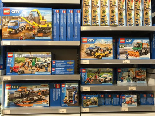 LEGO Store City 2015 Sets