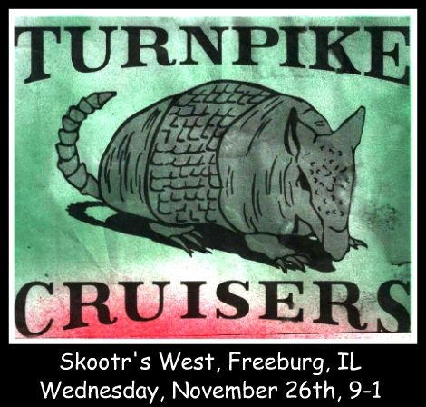 Turnpike Cruisers 11-26-14