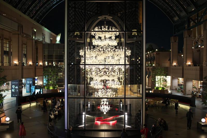 恵比寿ガーデンプレイス イルミネーション 2014 Baccarat ETERNAL LIGHTS 2014年12月19日