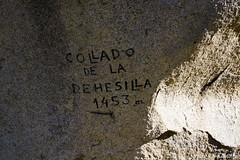 Collado de la Dehesilla (1.453m)
