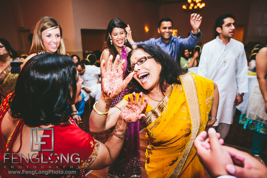 Atlanta Ismaili Muslim Wedding at Occasions Banquet Hall