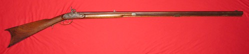 Washington Hatfield Rifle - Made in Owensburg, Indiana