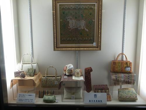 美麗且昂貴的織物  R0027023